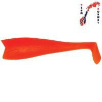 T.N. Halibut Shad japans rood 18cm los