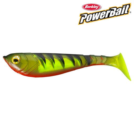 Berkley Powerbait Pulse Shad Firetiger