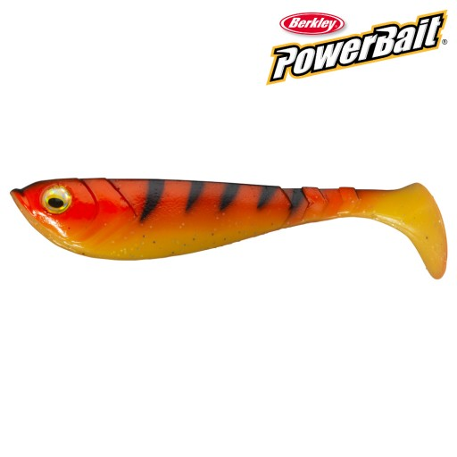 Berkley Powerbait Pulse Shad Orange Black
