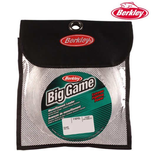 Berkley Big Game Mono voorslag Clear
