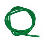 Fluorslang-groen 4mm (1m.)