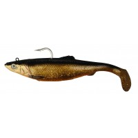 S.G. 3D Herring Big Shad 25cm 300g Red Fish Gold incl stinger