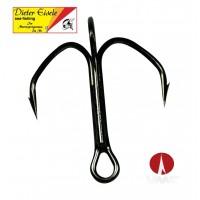 Eisele VMC Dreg zwart 4 (3 st.)