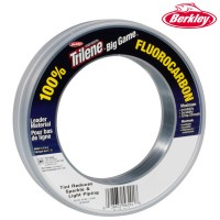 Berkley Big Game Fluorocarbon Gunsmoke Blue