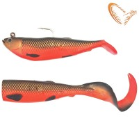Savage Gear Cutbait Herring Red Copper Black Combo