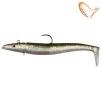 S.G. Sandeel Green Silver 18cm 100g