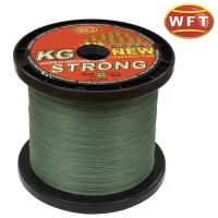 WFT KG Strong Green 0,12mm 15kg (1 meter)