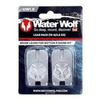 Water Wolf UW Bottom Fishing Kit Spare Weights 75g ( 2st.)