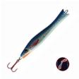 T.N. 3D Beltpilker blauw-zilver